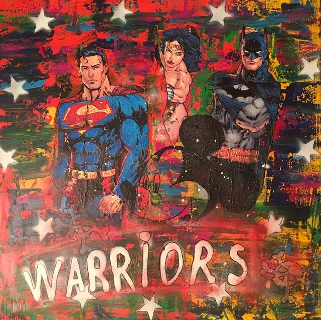 , 'Warriors,' 2017, Samhart Gallery