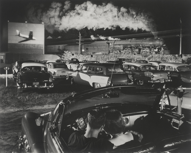 O. Winston Link, 'Hotshot Eastbound, Iaeger, West Virginia', 1956, Michael Hoppen Gallery