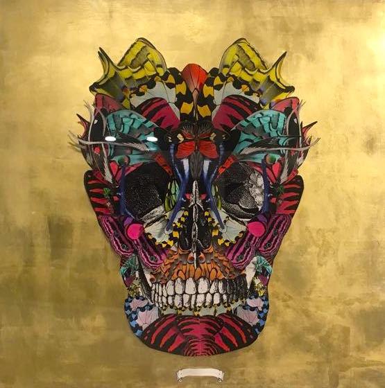 , '(GVA) Skull,' 2017, ARTION GALLERIES
