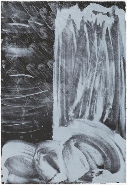, 'Blackboards III,' 1973, Bernard Jacobson Gallery