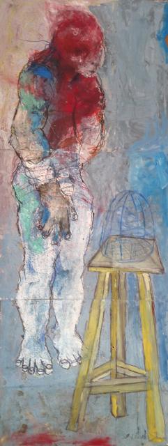 , 'Marronné par un oiseau ,' 2018, Galerie Cécile Fakhoury - Abidjan