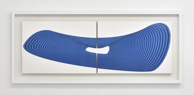 , 'No. 9,' 2015, Suzanne Tarasieve