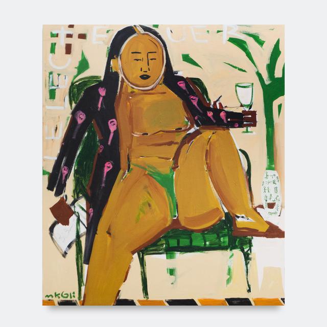 , 'Robe,' 2018, V1 Gallery