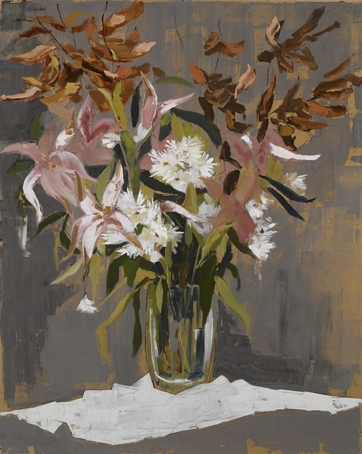 , 'Faded Lillies,' 2019, SOL Art Gallery