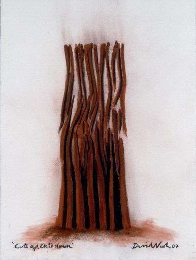 , 'Cuts Up, Cuts Down,' 2007, Annely Juda Fine Art