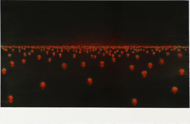 Katsumi Hayakawa, 'Red Lights', 2017, McClain Gallery