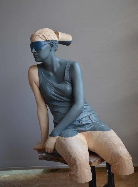 Willy Verginer, 'Acqua Alta Figure 1', 2019, Galerie LeRoyer