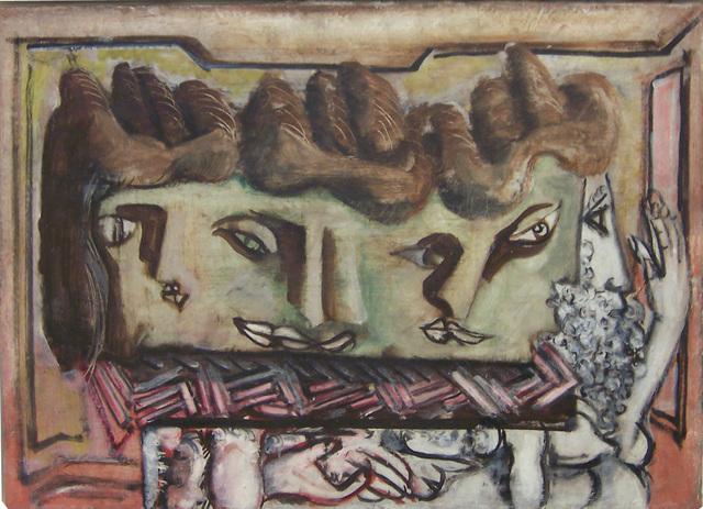 Mark Rothko, 'Heads', 1941-1942, Washburn Gallery