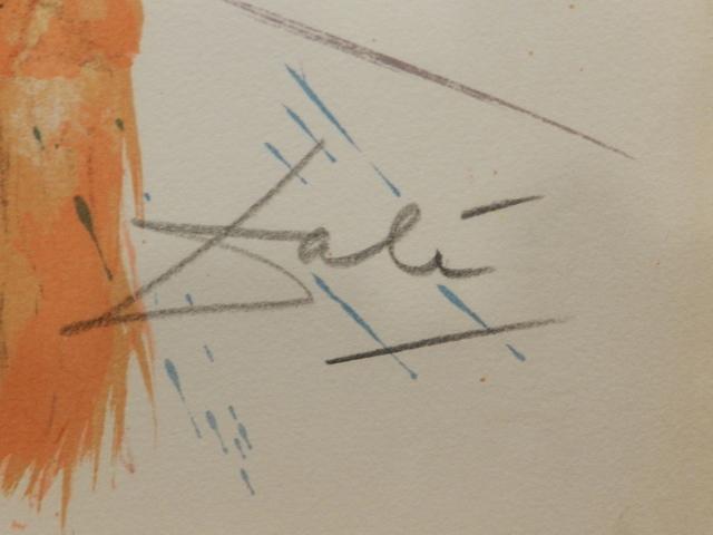 Salvador Dalí, 'Le Sacre du Printemps', 1966, Print, Lithograph, Fine Art Acquisitions Dali