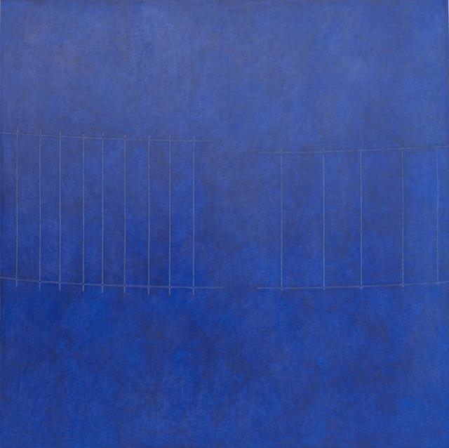 , 'Thames-VI, River-Sky Encounter #1,' 2012, Annely Juda Fine Art