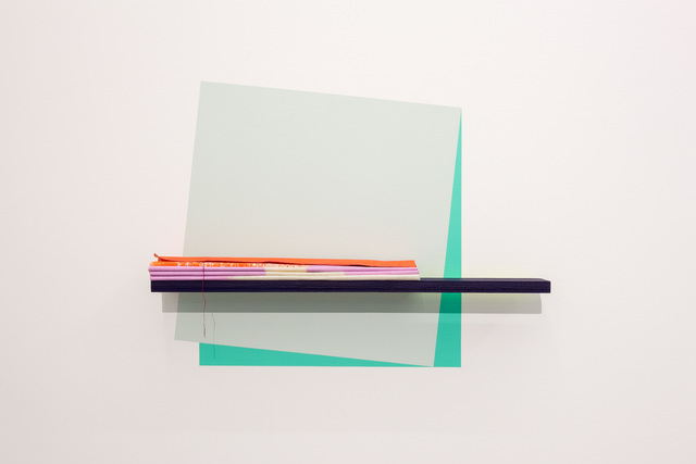 , 'Painted Angles (Folded Canvas),' 2017, BERG Contemporary