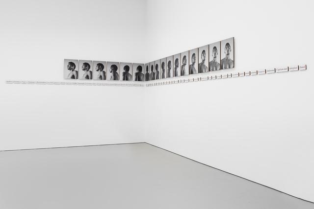 , 'Menosprezo / Belittle, por Oristes,' 2017, David Zwirner
