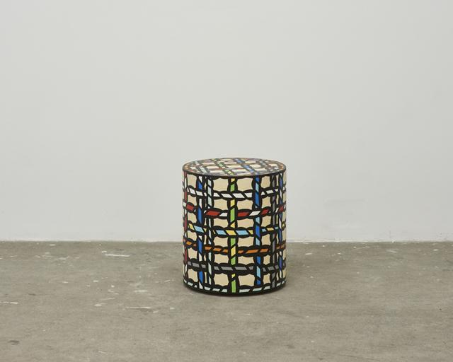 , 'Woven Table (JL),' 2017, David Risley Gallery