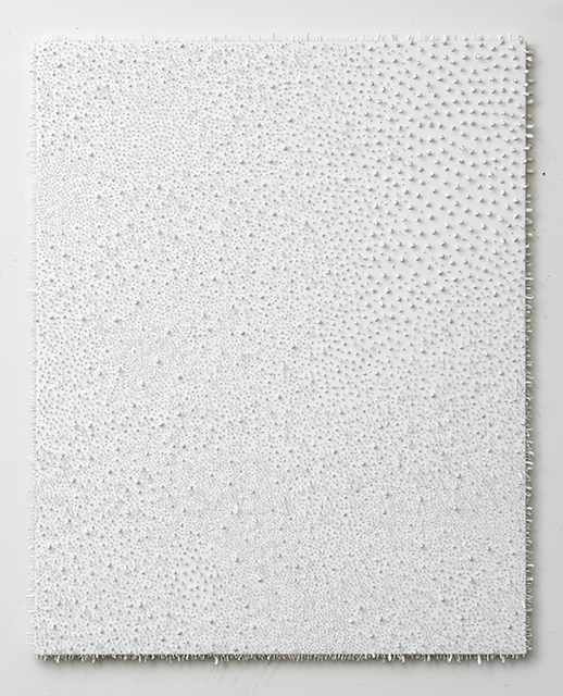 Lars Christensen, 'White / White #2', 2014, Anne Mosseri-Marlio Galerie