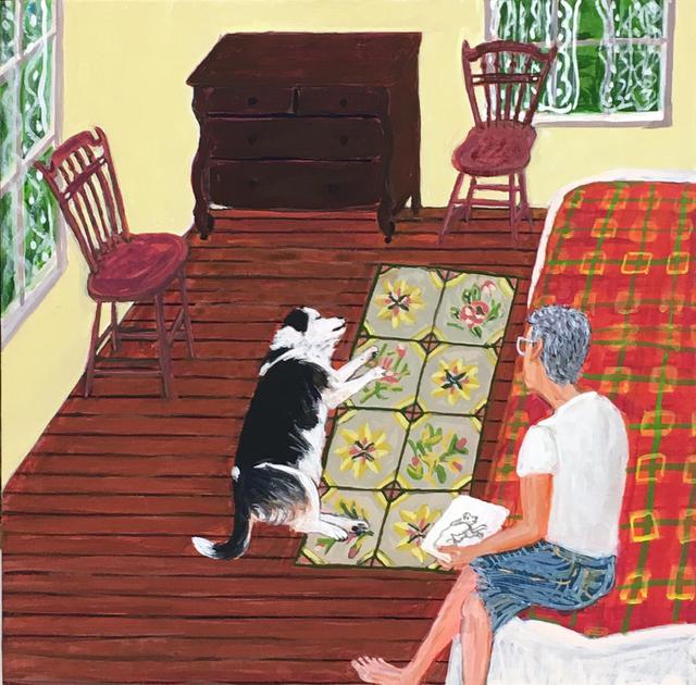 , 'Watching Sleeping,' 2015, Tibor de Nagy