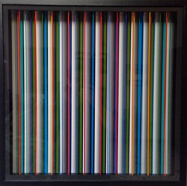Dario Perez-Flores, 'Prochromatique sous verre', 2010, Galería RGR