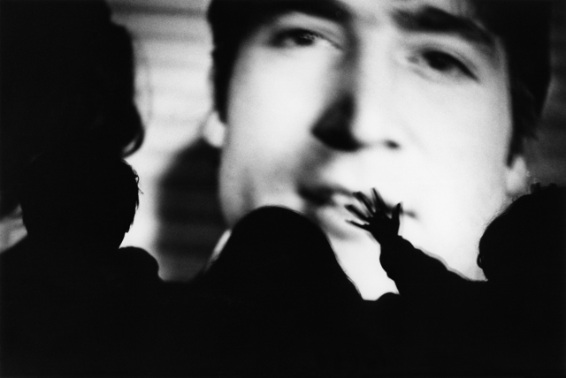 ", 'The Beatles Film Festival, Marunouchi Shochiku Theatre, Chidyoda-ku, from the series ""Toshi-e"",' 1965, 