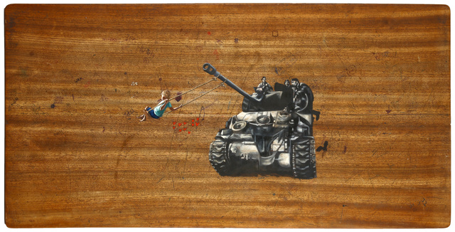Pete Hawkins, 'War Games', 2011, Chiswick Auctions