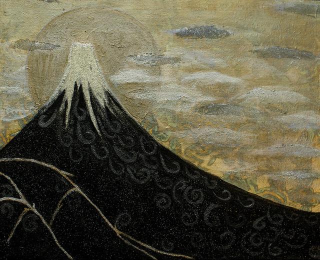 , 'Memories of Hokusai II,' 2017, Kitano Alley Gallery