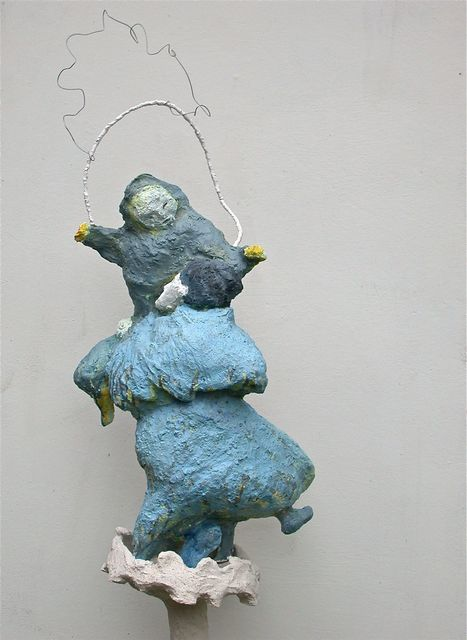 Jackie Shatz, 'Flying Witches', 2012, Carter Burden Gallery