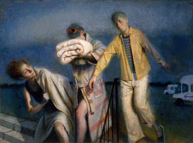 , 'Excursion,' 2013, Somerville Manning Gallery
