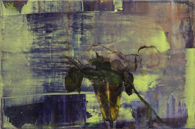 , 'Hoax 14,' 2017, Parafin