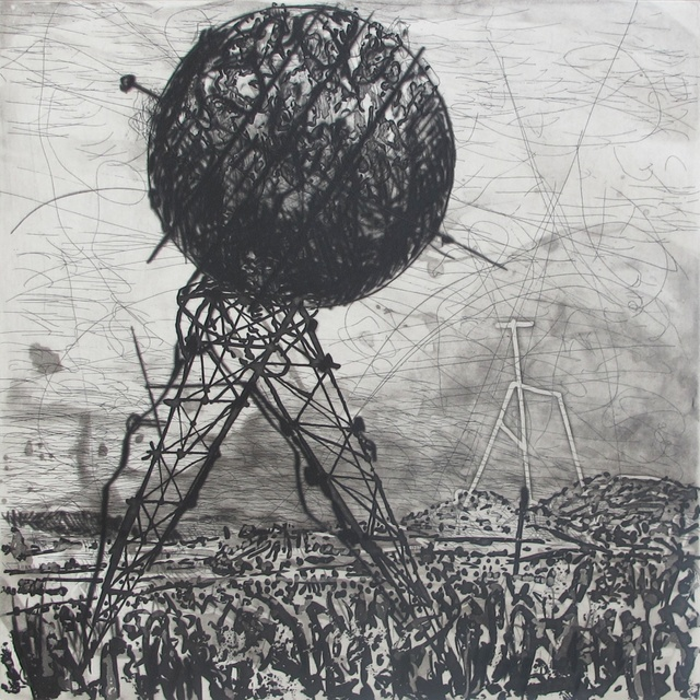 William Kentridge, 'West Coast Series (Set of 5 Prints), Olifantsriviere', 2010, David Krut Projects