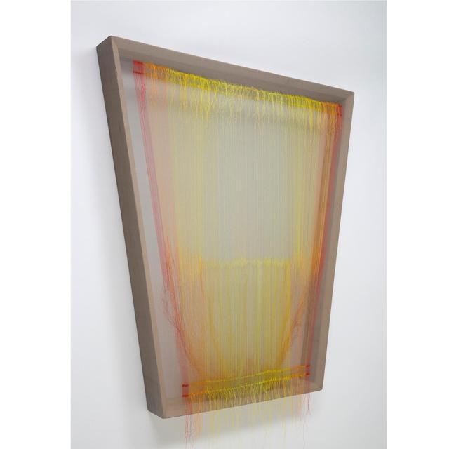 , 'Grimace,' , Exhibit by Aberson