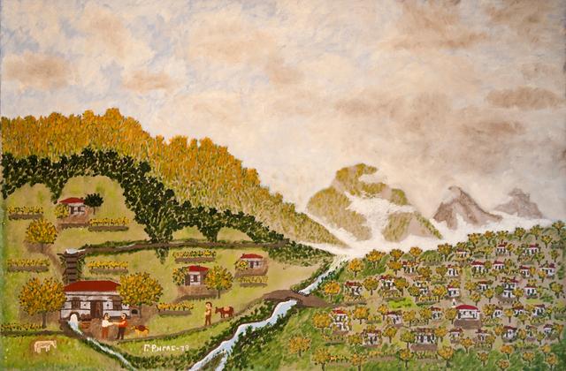 , 'Autumn,' 1979, C. Grimaldis Gallery