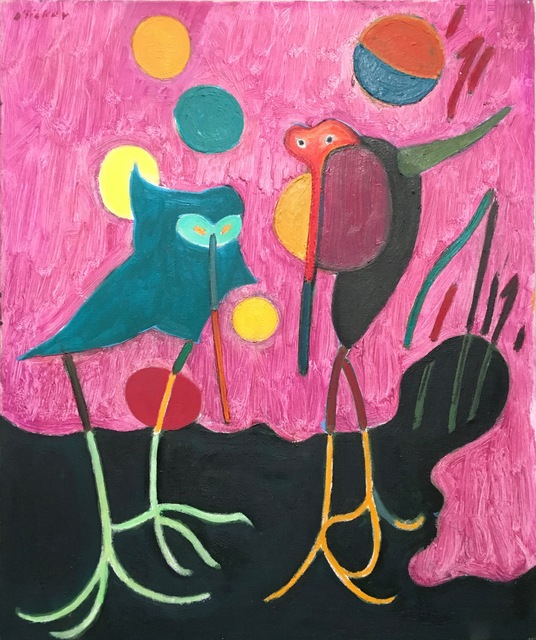 , 'Two Birds II,' , Corcoran Fine Arts