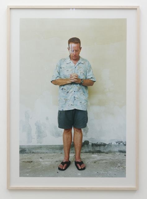 Sigurdur Gudmundsson, 'Prayer', 2007, Photography, Analogue photography, Galleri Andersson/Sandstrom