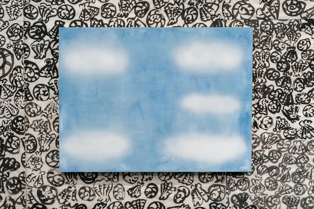 , 'My New Blue Friend Number Sixteen,' 2015, Upfor