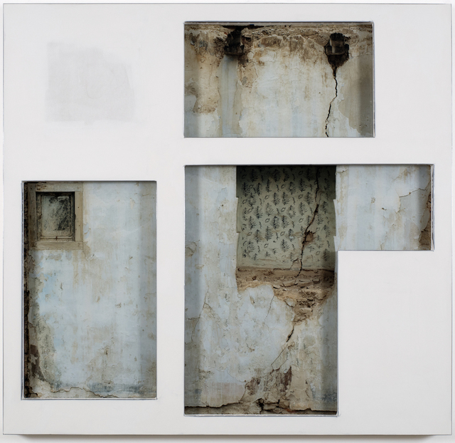 , 'Barrio Renovation #1,' 2016, Cecilia Hillström Gallery