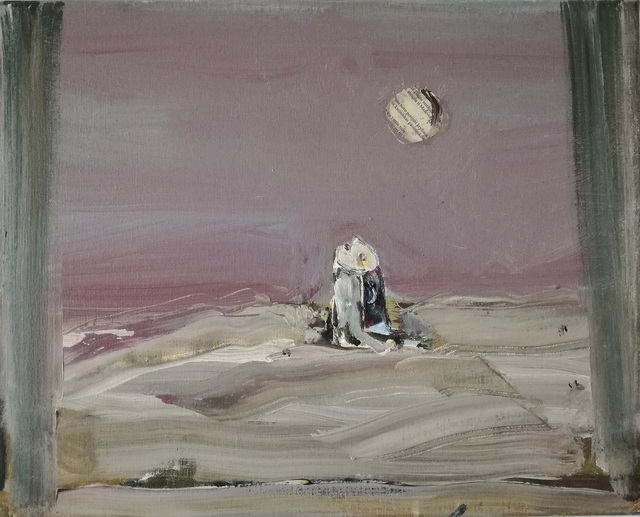 , 'Contemplation,' 2016, Meno niša Gallery