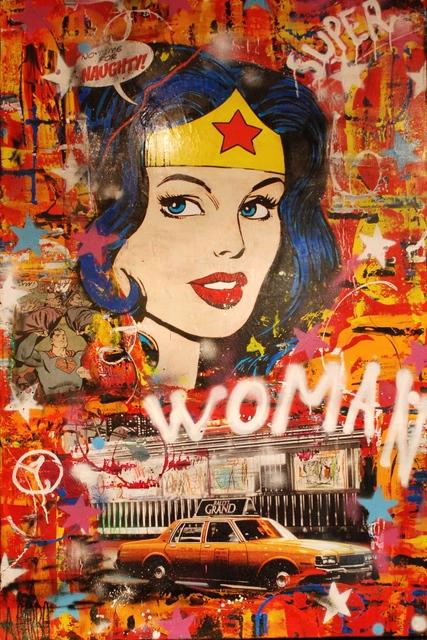 , 'Wonderwoman,' 2016, Samhart Gallery