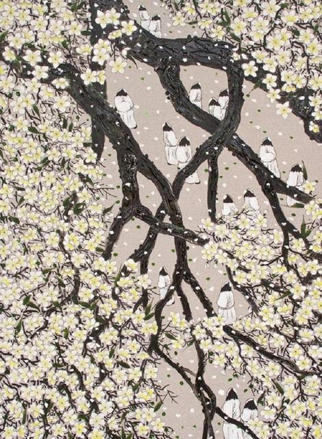 , '梨花颂 The Eulogy Of Pear Flower  (Limited print),' , Art WeMe Contemporary Gallery