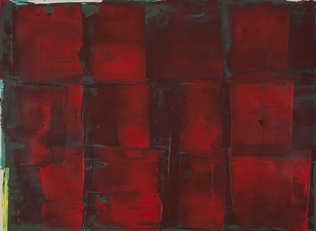 , 'Estudo P2 #02,' 2011, Belo-Galsterer Galeria