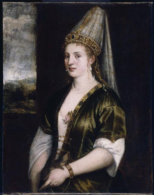 , 'La Sultana Rossa,' , Centre for Fine Arts (BOZAR)