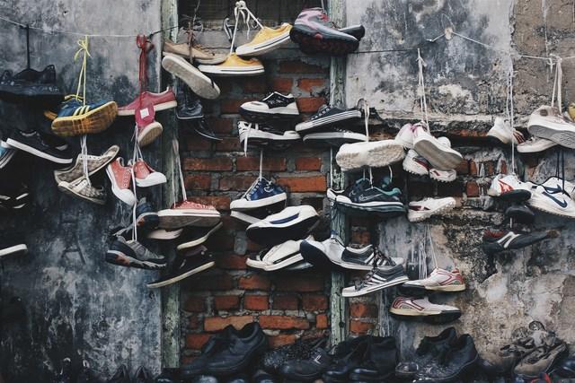 , 'Shoe Mafia,' 2016, Saskia Fernando Gallery