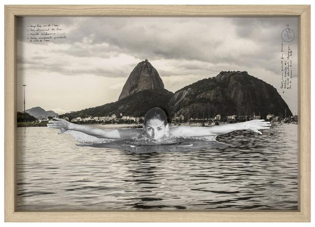, 'GIANTS, Léonie PERIAULT from France, Botafogo, Recherche #2 © Comité international Olympique, Rio de Janeiro, Brazil, 2017,' 2017, Lazinc