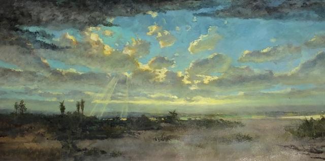 , 'Bahia de los Muertos,' 2018, George Billis Gallery