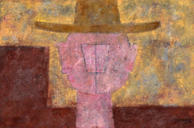 , 'Cabeza Rosa (Pink Head),' 1971, Latin American Masters