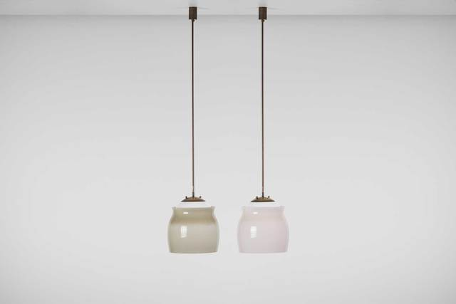 , 'Ceiling light, model 4023,' ca. 1955, Casati Gallery