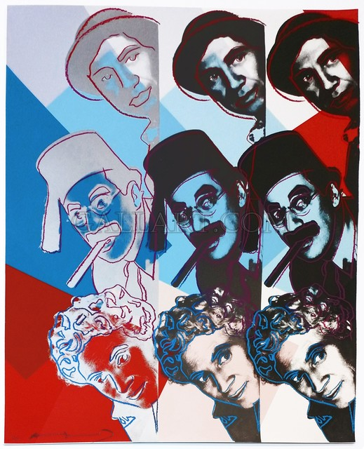 Andy Warhol, 'THE MARX BROTHERS FS II.232', 1980, Gallery Art