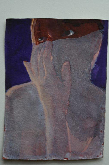 , 'White Veil,' 2015, Salamatina Gallery