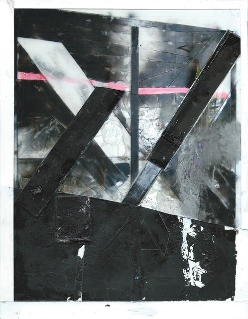 , 'Collage 25,' 2012, MLF | MARIE-LAURE FLEISCH