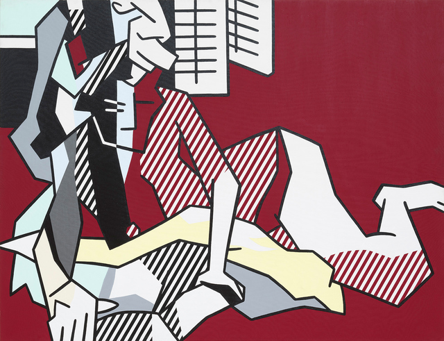 , 'Woman Reading,' 1980, Gagosian