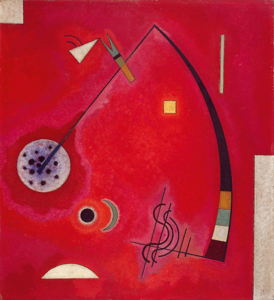 Wassily Kandinsky On How To Be An Artist Artsy