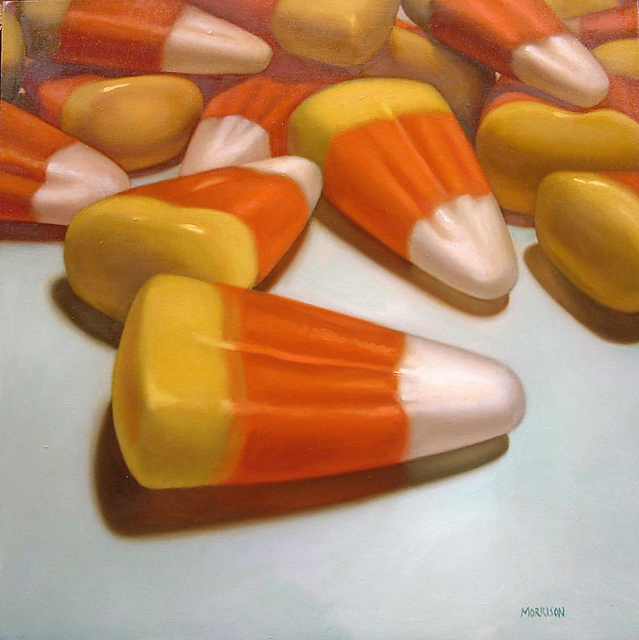 , 'Candy Corn,' 2007, Woodward Gallery