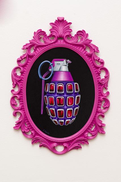 , 'Grenade #2,' 2013, Spoke Art